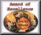 [Award of Excellence (Gracie's World)]