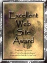 [Homeland Arabian's Excellent Web Site Award]