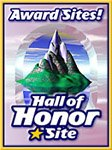 [Award Sites! Hall of Honor Plaque]