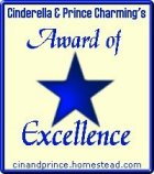 [Award of Excellence (Cinderella & Prince Charming)]