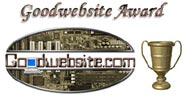 [Goodwebsite Award]