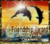 [Friendship Award (Creations)]