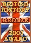[British History Bronze Award]