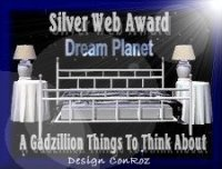 [Silver Web Award (Dream Planet)]