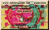 [Awesome Site Award (John Russel)]