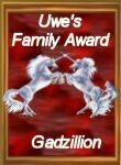 [Uwe's Family Award]