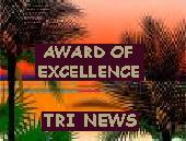 [Tri News Award of Excellence]