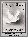 [Hugs R Us Peace Award - Silver]